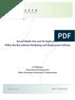 Shaker Social Media Use Implications