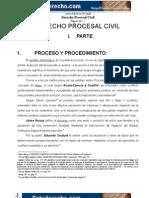 Derecho Procesal Civil (completo)