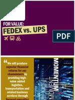 Fedex Ups Uap