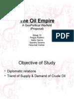 Copy of the Oil Empire