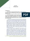 Outline of Case Study or Survey-Based Skripsi