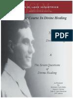 97759853 the Basics of Divine Healing John g Lake