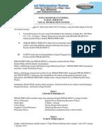Surat Kesepakatan Kerja