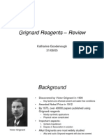 Grig Nard Reagents Review Meeting