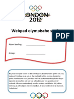 webpad olympische spelen