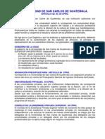 Estructura y Organizacion de Entidades Autonomas, Semi, Centralizadas, Desc