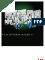 Drives and Motors Catalogue 2011
