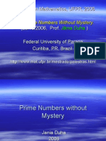 prime numbers without mystery
