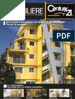 Magazine CENTURY 21 Mulhouse - été 2011