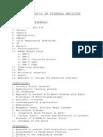Core Topics in Internal Medicine