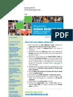 News Bulletin from Aidan Burley MP#42
