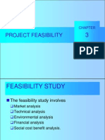 Ch03 Project Feasibility