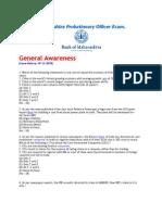 (Www.entrance-exam.net)-Bank of Maharashtra PO Recruitment Exam Sample Paper 2