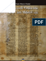 FABBRI Fabio Marco Acquapendente Ebraica 1488
