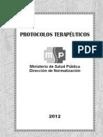 ProtocolosTerapéuticosEcuador2012