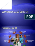 Tema 1 Windows 2008 Server