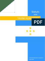 Statuts Tavini Huiraatira