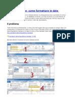Stampa Unione - Formato Data