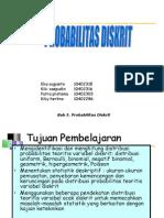 probabilitas distribusi diskrit