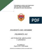 Material Filo Sofia Del Hombre