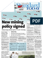 Manila Standard Today - July 7, 2012 Issue