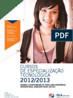 Brochura CET 2012-2013