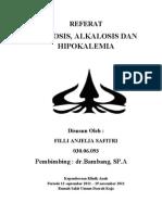Asidosis Alkalosis Dan Hipokalemia Edit Ok