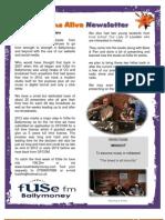 Ullans Alive Newsletter July12