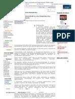 O Processo Administrativo e as Garantias dos Direitos Individuais - Boletim Jurídico