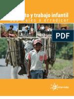 Maltrato y trabajo infantil dos males a erradicar