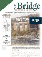 The Bridge, March 15, 2012