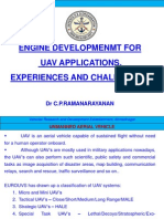 DRDO-VRDE - Engine Developments for UAVs