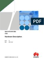 OptiX RTN 600 ODU Hardware Description(V100_11)