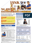 Burbank Adult Fall 2013 Schedule