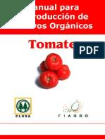 2003. FIAGRO. Manual de Producción de Tomate Orgánico