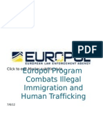 Europol Program PPT