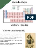 Histórico tabela periódica-ppt