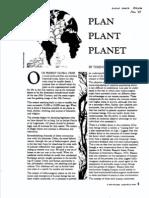 Plan,Plant,Planet