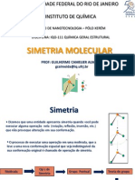 Aula Simetria Molecular PDF