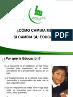¿Cómo cambia México si cambia su educación?
