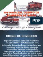 Historia de Bomberos