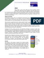 SSP Program Description
