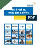ALFAM brochure
