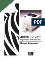 TLP2844 QS Spanish