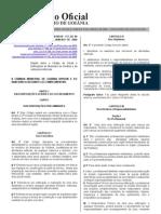 Código de Obras e Edificações de Goiania - Lei Comp. 177