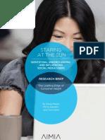 Aimia Social Media White Paper 6 Types of Social Media Users