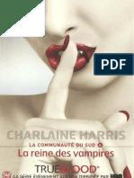 La Communaute Du Sud 6 La Reine Des Vampires Charlaine Harris