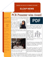 ELCAP E-newsletter Issue 20 - July 2012