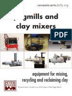 Pug Mills Mixers