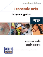 Ceramic Arts Buyers Guide 2012